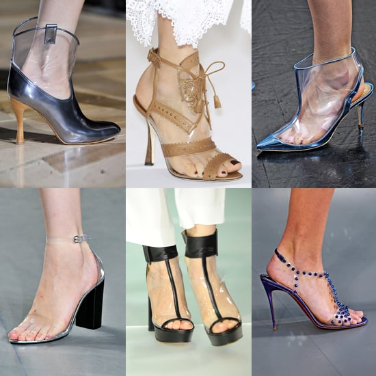 Clear Shoes
