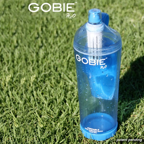 GobieH2O Filtered Water Bottle