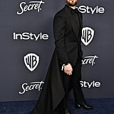 Bobby Berk at the 2020 Golden Globes Afterparty