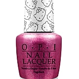 OPI x Hello Kitty Nail Lacquer in Starry Eyed For Dear Daniel