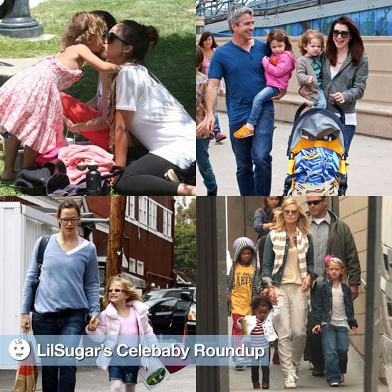 Celebrities With Their Children