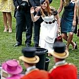 The Royal Family at Royal Ascot