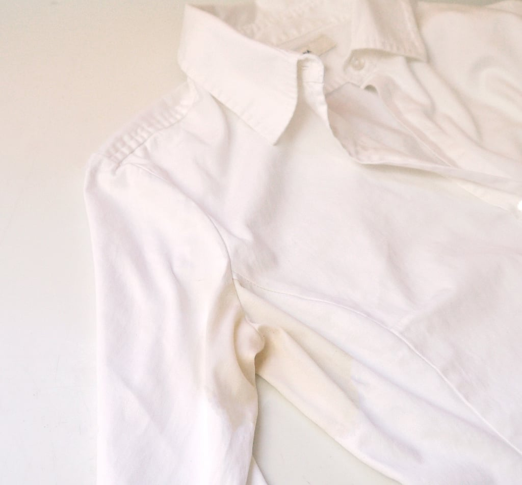 How to Remove Sweat Stains