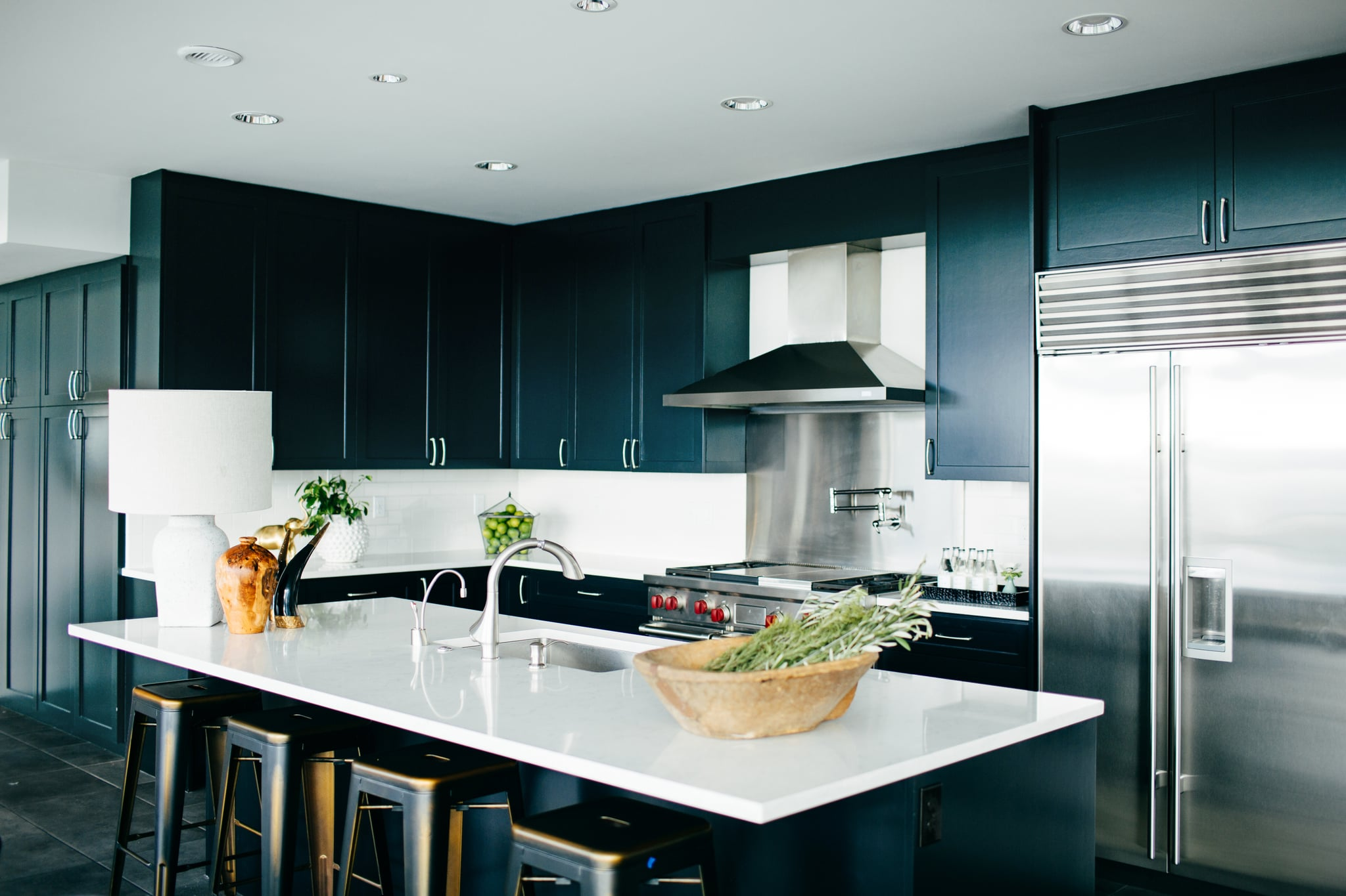 2017 houzz kitchen trends popsugar home for Kitchen trends