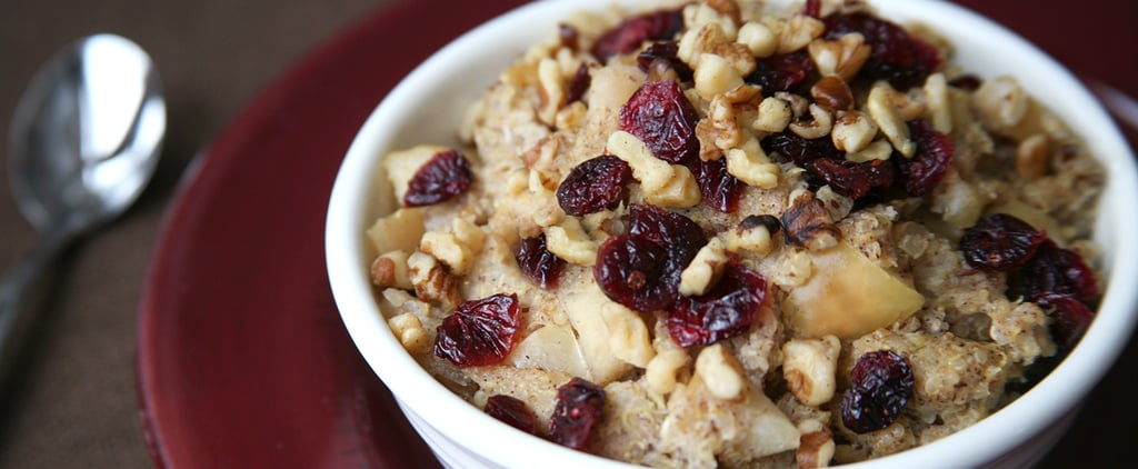 Swap Oatmeal For Quinoa to Increase Protein in Breakfast