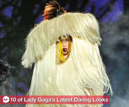 New Lady Gaga Lollapalooza and Concert Pictures 2010-08-11 14:00:00