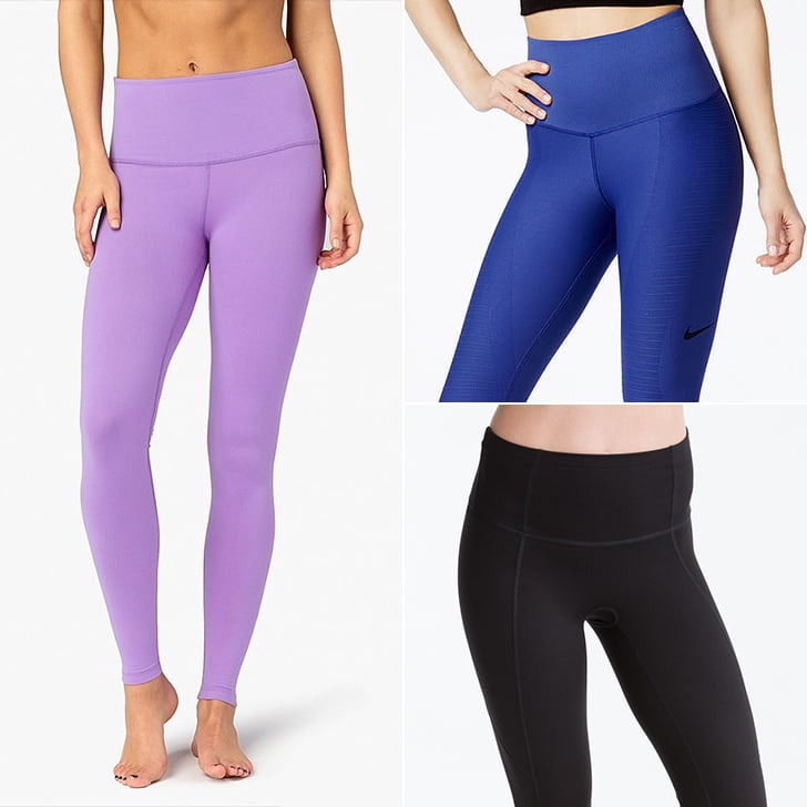 The Best High-Waist Yoga Leggings | POPSUGAR Fitness