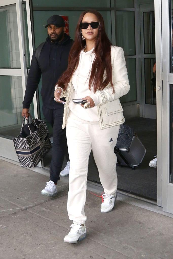 Rihanna Casual Style | POPSUGAR Fashion