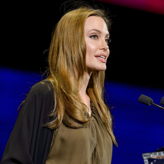 Angelina Jolie at Women in the World Summit (Photos)