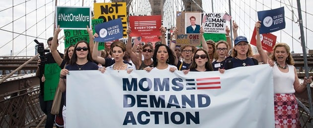 Moms Demand Action's Founder Shares a Deceptively Simple Way You Can Combat Gun Violence