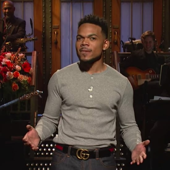 Chance the Rapper Opening Monologue on SNL 2017