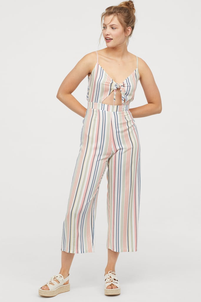 online shop great prices hot product H&M Sleeveless Jumpsuit | Best Jumpsuits Summer 2019 ...