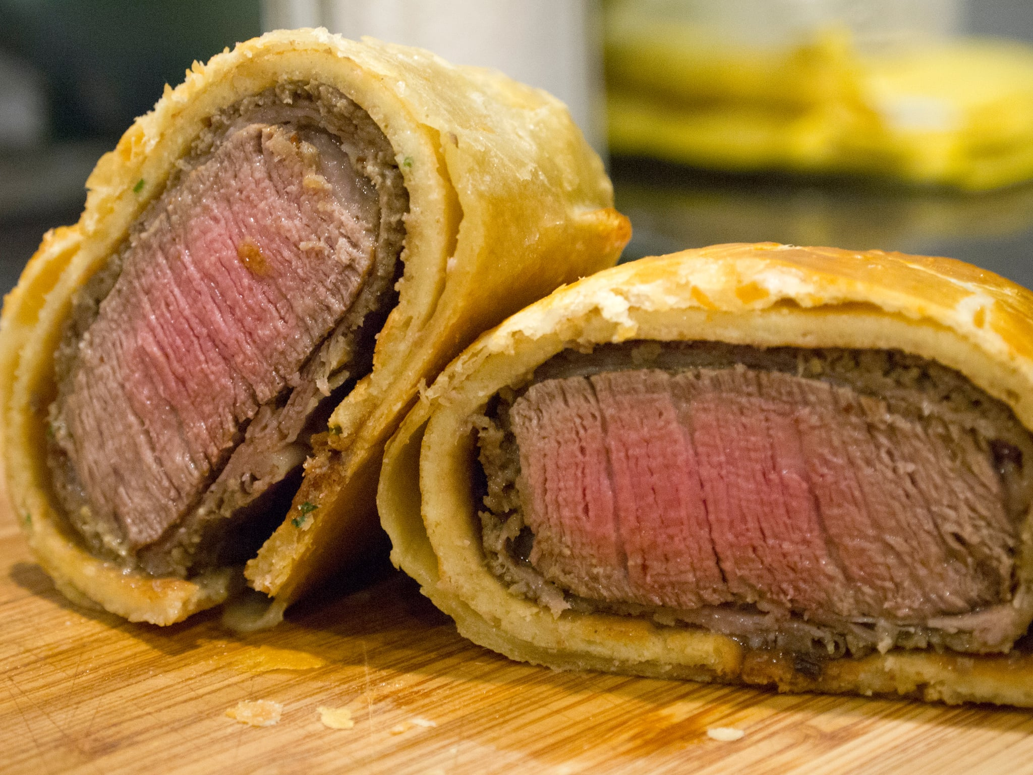 Gordon Ramsay Beef Wellington Recipe | POPSUGAR Food
