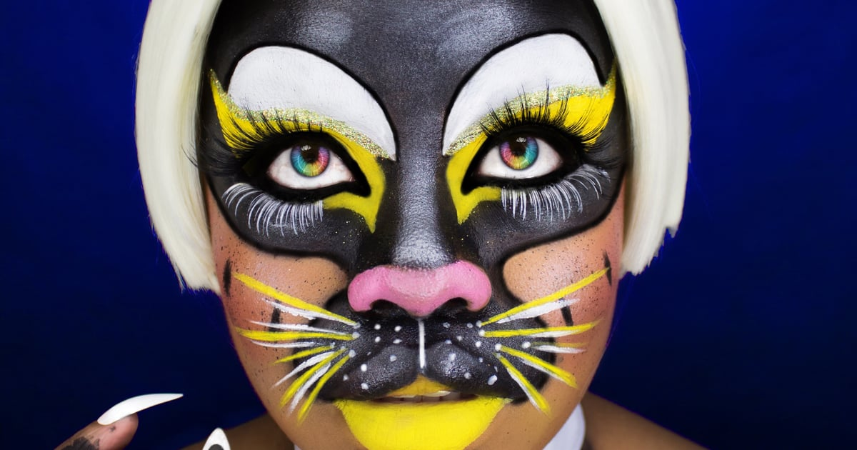 Need Halloween Makeup Ideas? These Looks From TikTok Will Give You All That and More.jpg
