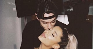 Ariana Grande's Engagement Ring Is So Goddamn Beautiful, We Have No Tears Left to Cry