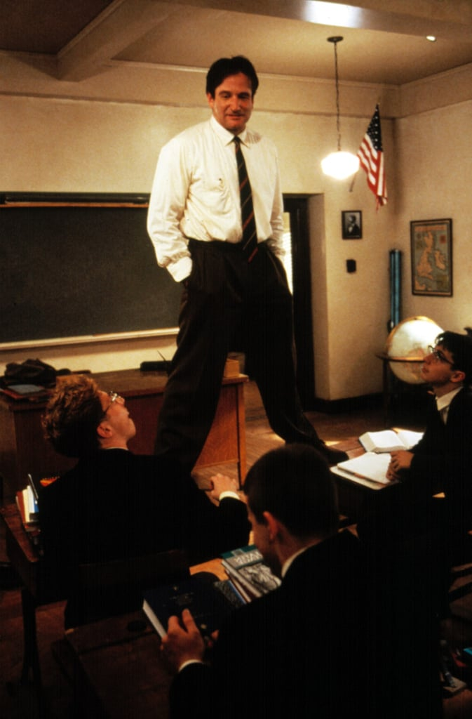 "the importance of freedom in the movie dead poet society Why is poetry important to society  a film named ""dead poet's society"" starring robin williams won the academy award for the best screen play the movie."