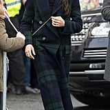 The Tartan Coat