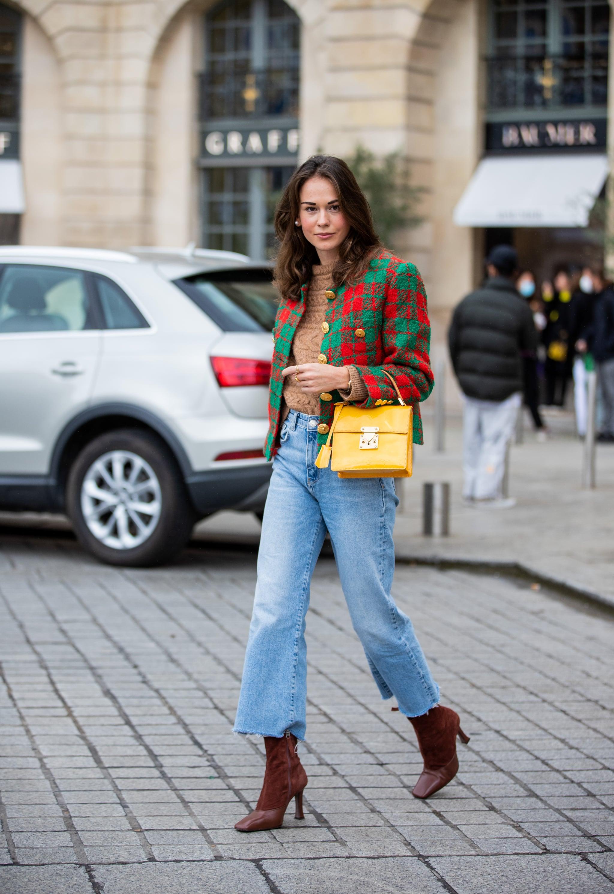 Best Street Style at Paris Fashion Week Spring 20   POPSUGAR Fashion