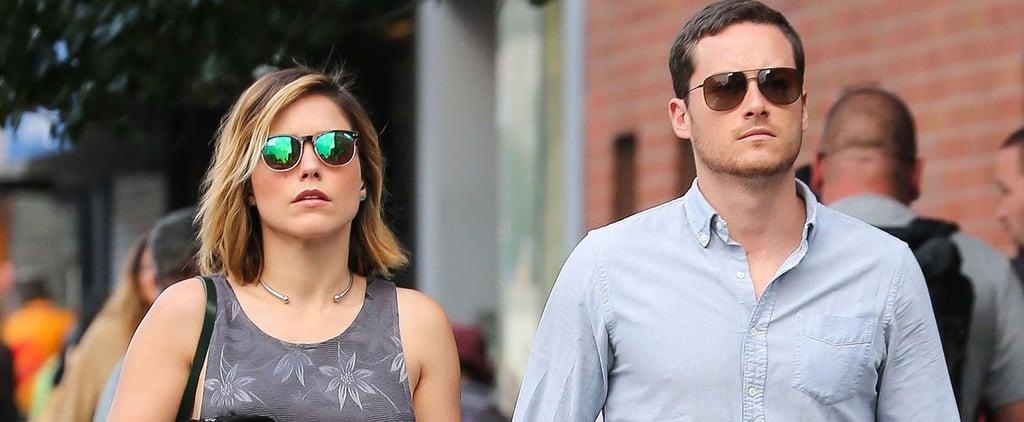 Sophia Bush, Jesse Lee Soffer Hold Hands NYC September 2015