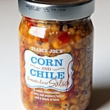 Corn and Chile Tomato-Less Salsa ($3)