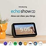 Echo Spot Alexa-enabled Speaker with Screen