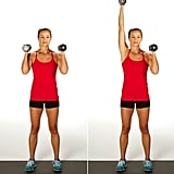 Single-Arm Dumbbell Overhead Shoulder Press