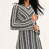 Chiara Crochet Mini Dress