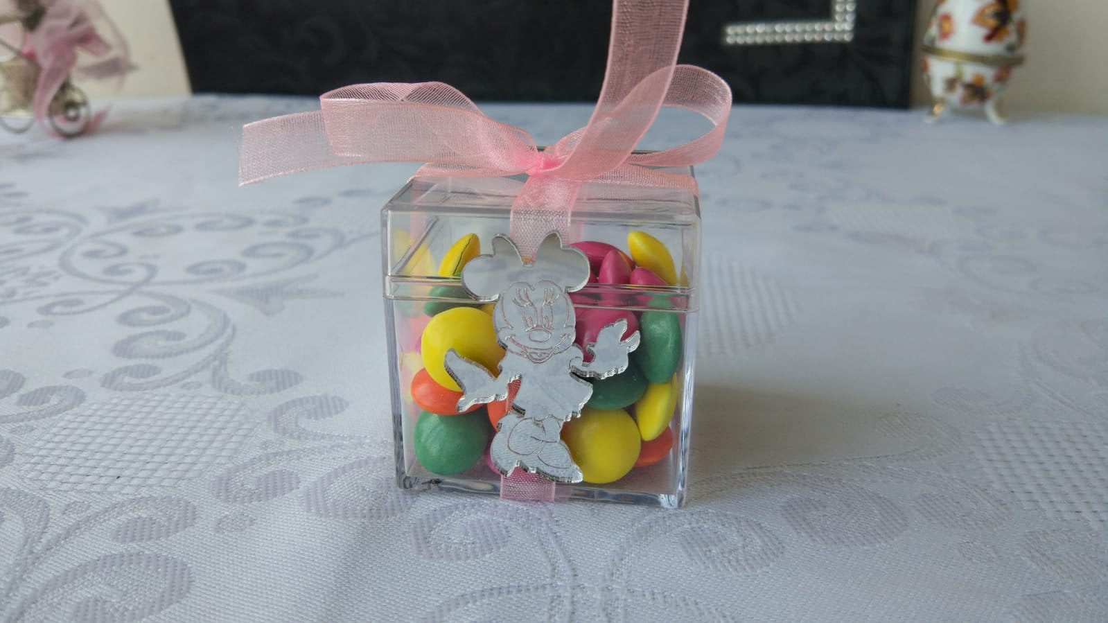 wedding favours Wedding Personalised Mickey// Minnie disney theme Party