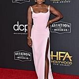 Cynthia Erivo at the 23rd Annual Hollywood Film Awards