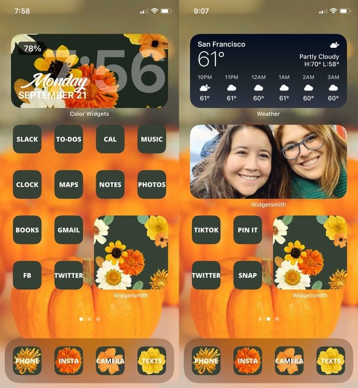 How To Customize Your Ios 14 Home Screen Popsugar Tech