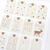 Love vs. Design Holiday Gift Tags