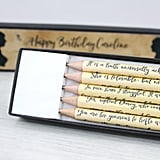 Jane Austen Pencil Set