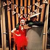 Elmo and Oscar the Grouch