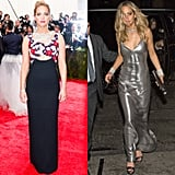 Which of Jennifer Lawrence's Met Gala Dresses Was Sexier?