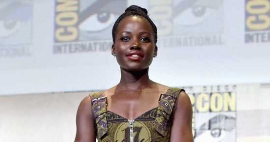 Lupita Nyong'o Dropped a Rap Video to Celebrate Her 3 Million Instagram Followers