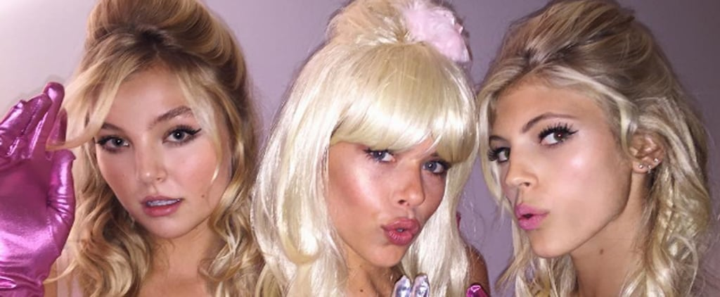 The Hands-Down Greatest Supermodel Halloween Costumes From Years Past