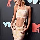Bella Hadid at the 2019 VMAs