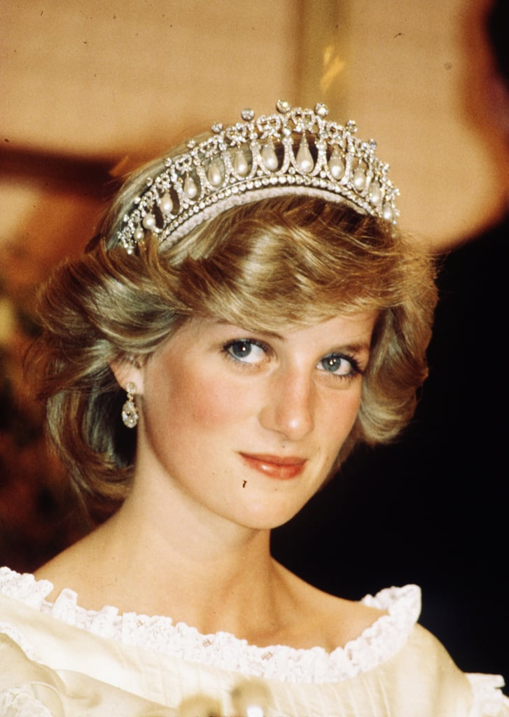 Princess Dianas Best Hair And Beauty Moments Popsugar Beauty