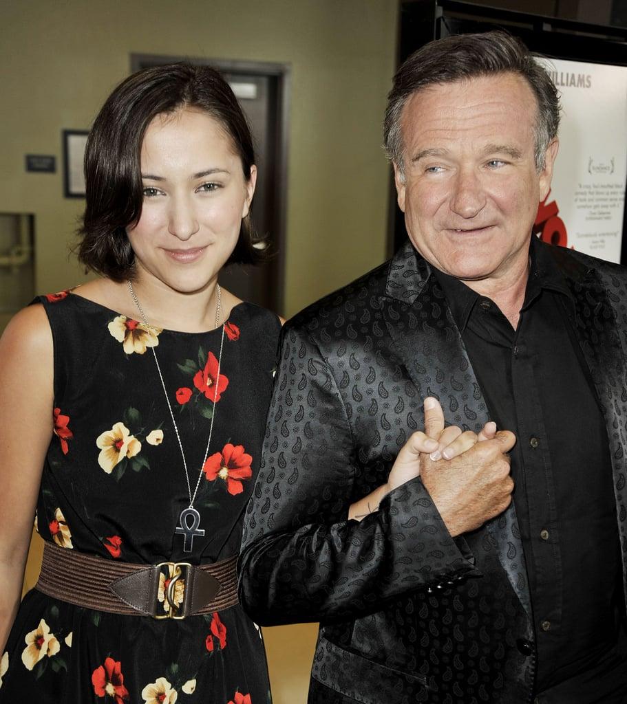 Zelda Williams's Hummingbird Tattoo Honoring Robin Williams