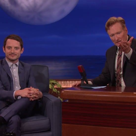 Elijah Wood Talks About Fighting Daniel Radcliffe on Conan