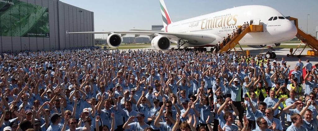 طيران الإمارات تحتفل بحصولها على 25 مليون عضو في سكاي واردز