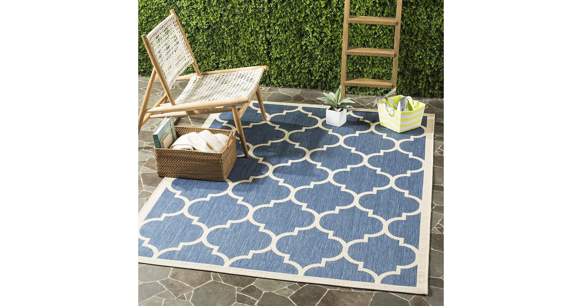 Safavieh Courtyard Collection Indoor Outdoor Area Rug