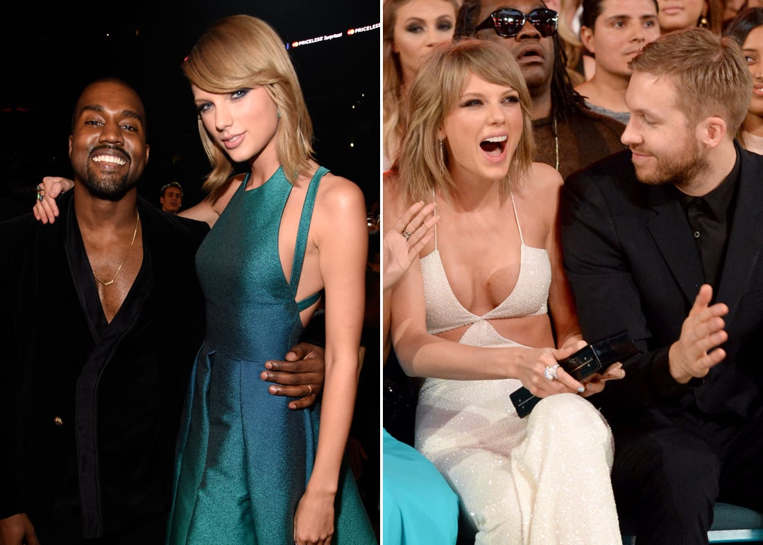 "Calvin or Kanye? Fans Guess Who Taylor Swift's ""I Forgot That You Existed"" Is About"