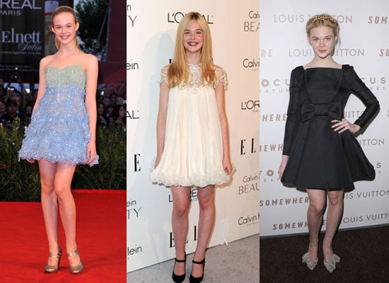 Photos of Elle Fanning's Style and Red Carpet Events
