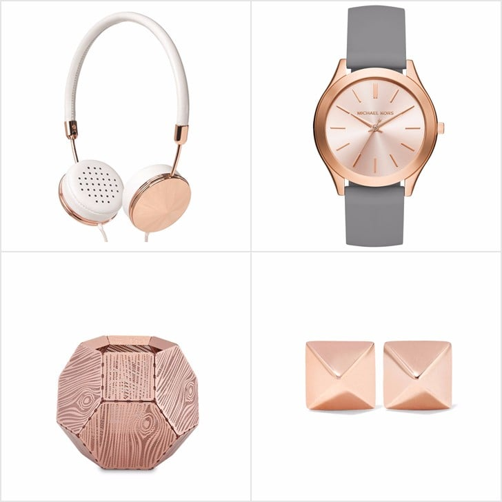 Rose Gold Gifts For Everyone on Your List