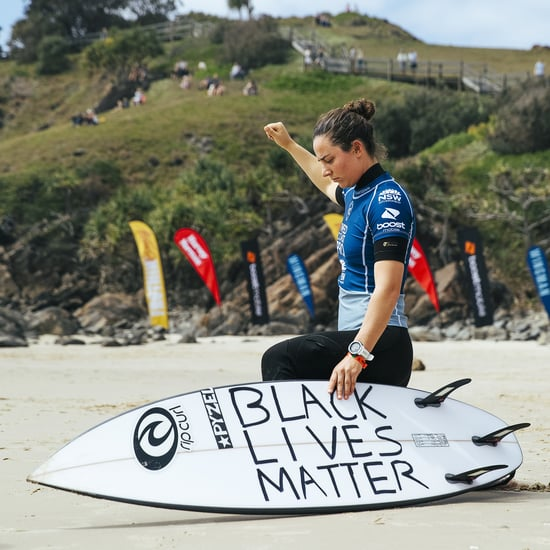 Surfer Tyler Wright Kneels For Black Lives Matter