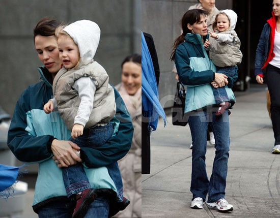 Jen and Violet Are Favorites All Around