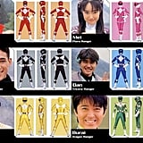 The Yellow Ranger Was Originally a Man