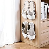 Wall Mounted Shoes Storage