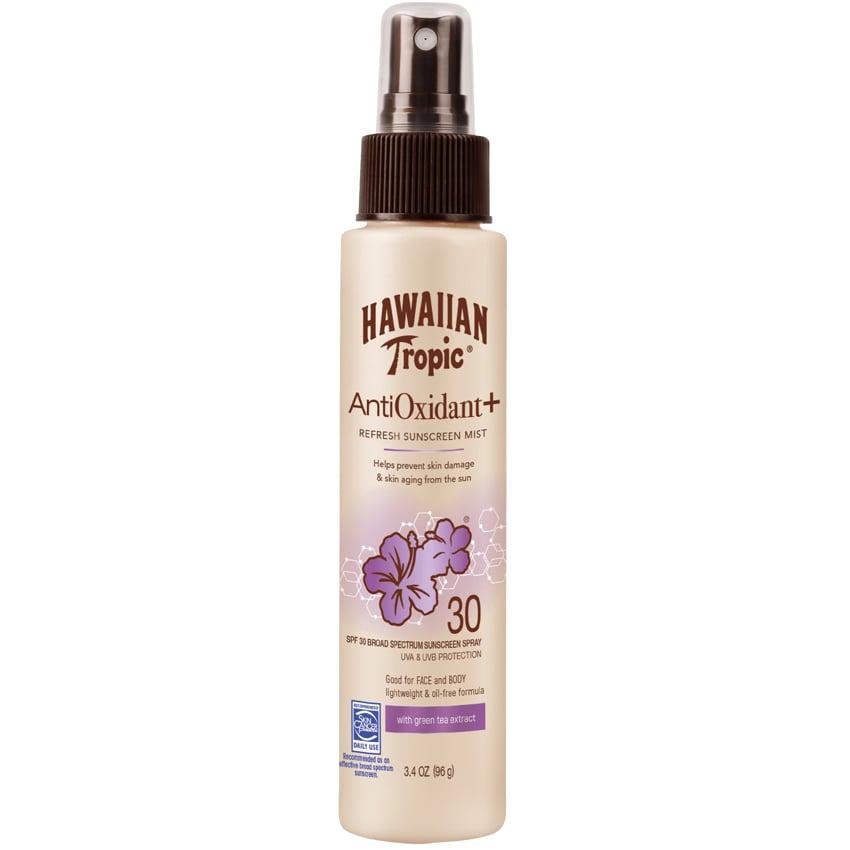 Hawaiian Tropic AntiOxidant Plus Refresh Sunscreen Mist